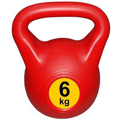 Гиря 6 кг Leco
